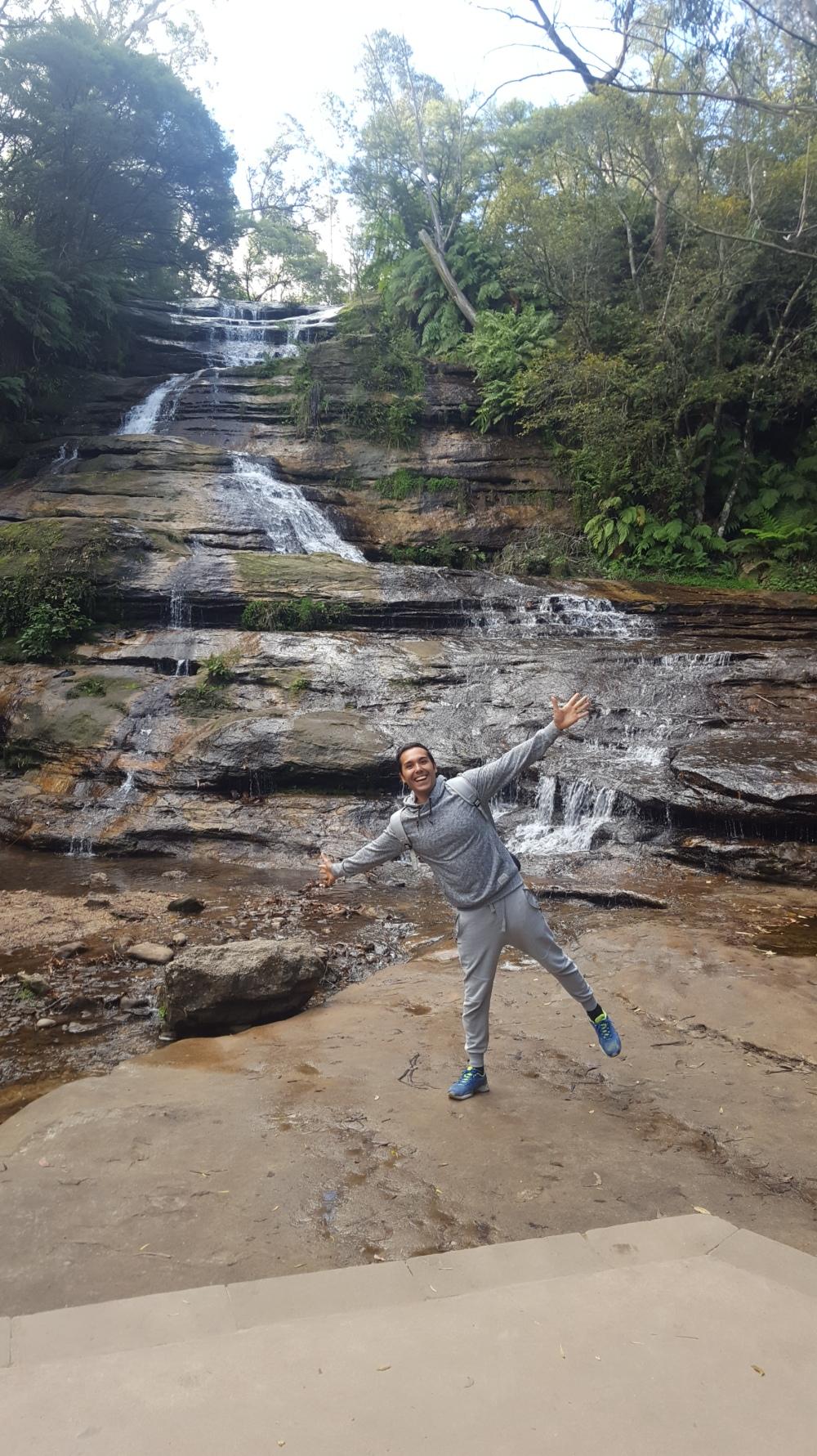 Katoomba waterfalls
