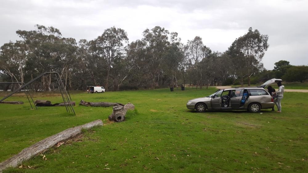 calme camping