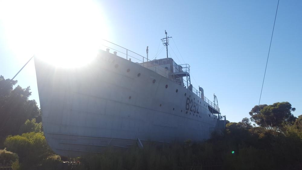 HMAS Whyalla