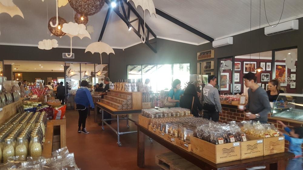 Boutique Chocolat Swan Valley