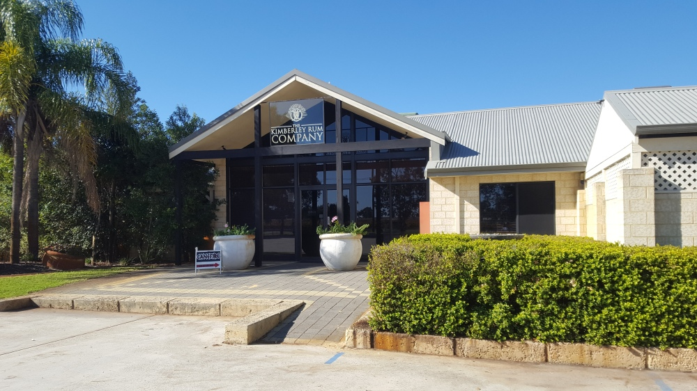 The Kimberley Rum Company