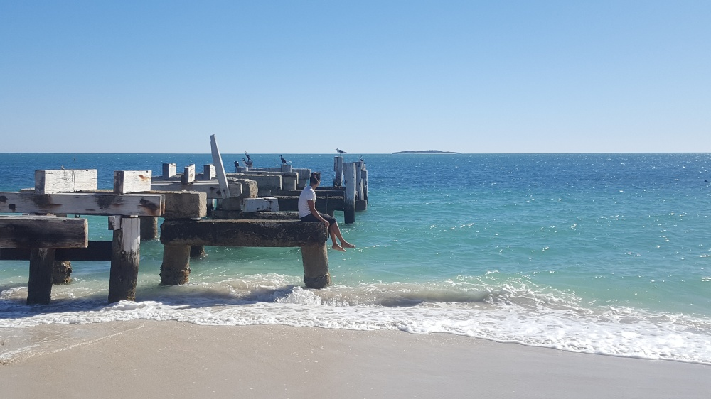 Jurien Bay ponton