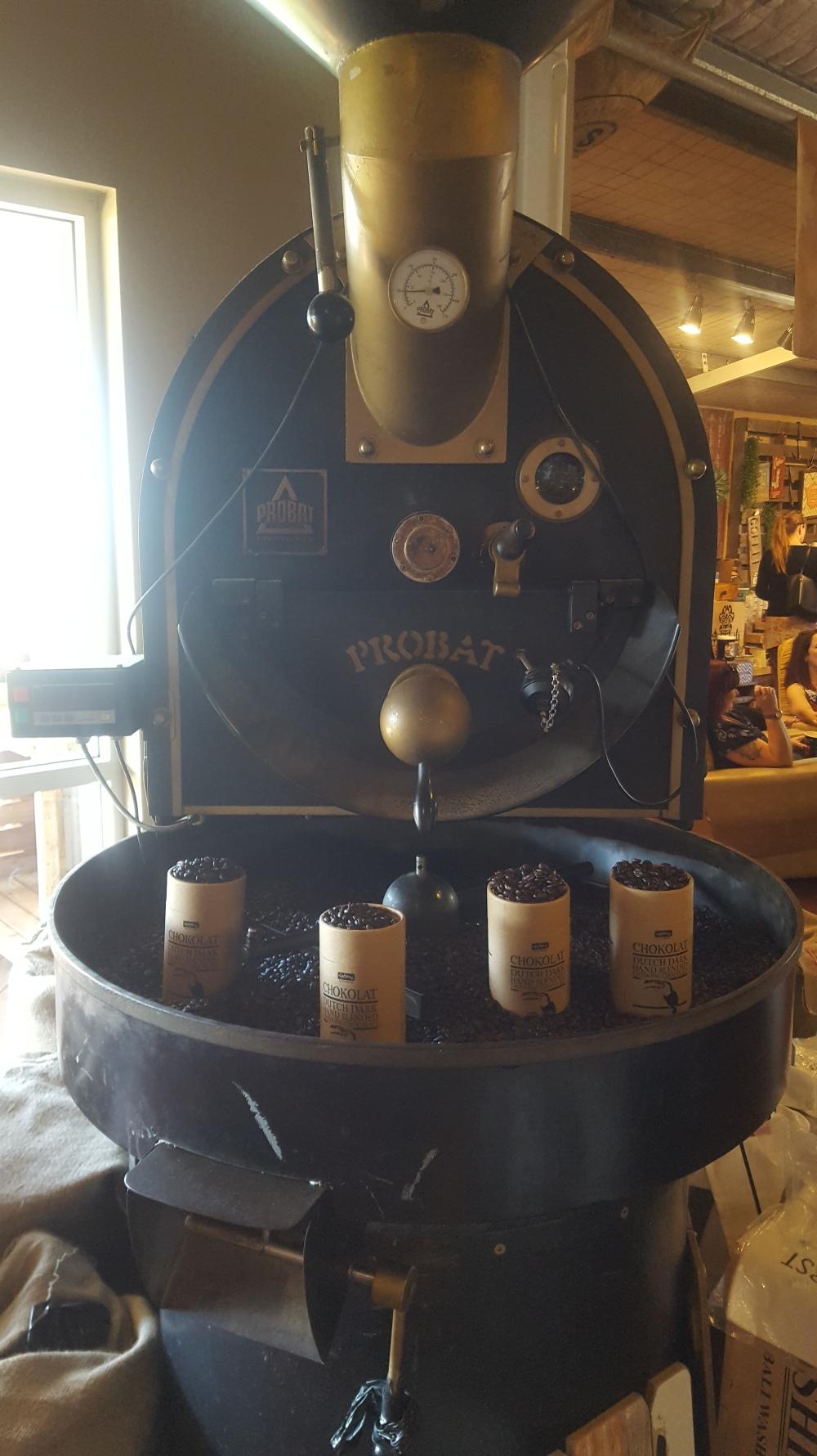 Machine torréfier café Yahava